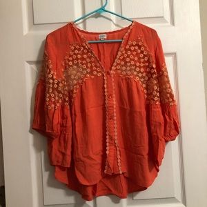 Charming Charlie Blouse
